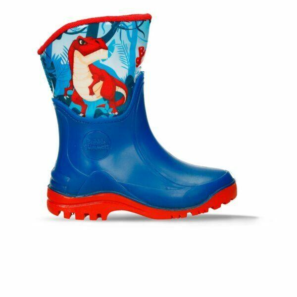 bota plástica lluvia
